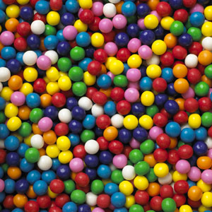 189 Quot Small Gumballs For Your Gumball Machine Gumball Refills