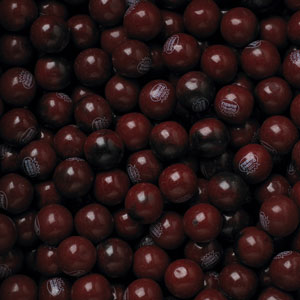 Black Cherry Gumballs - Bulk Gum Ball Refill