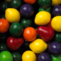 Colossal Fruit Gumballs