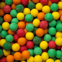 Shivers Sour Gumballs
